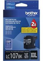 CARTUCHO DE TINTA BROTHER LC107BK UNIDAD
